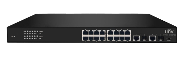 UNIVIEW NSW2000-16T2GC-POE Network 16 Port POE Switch
