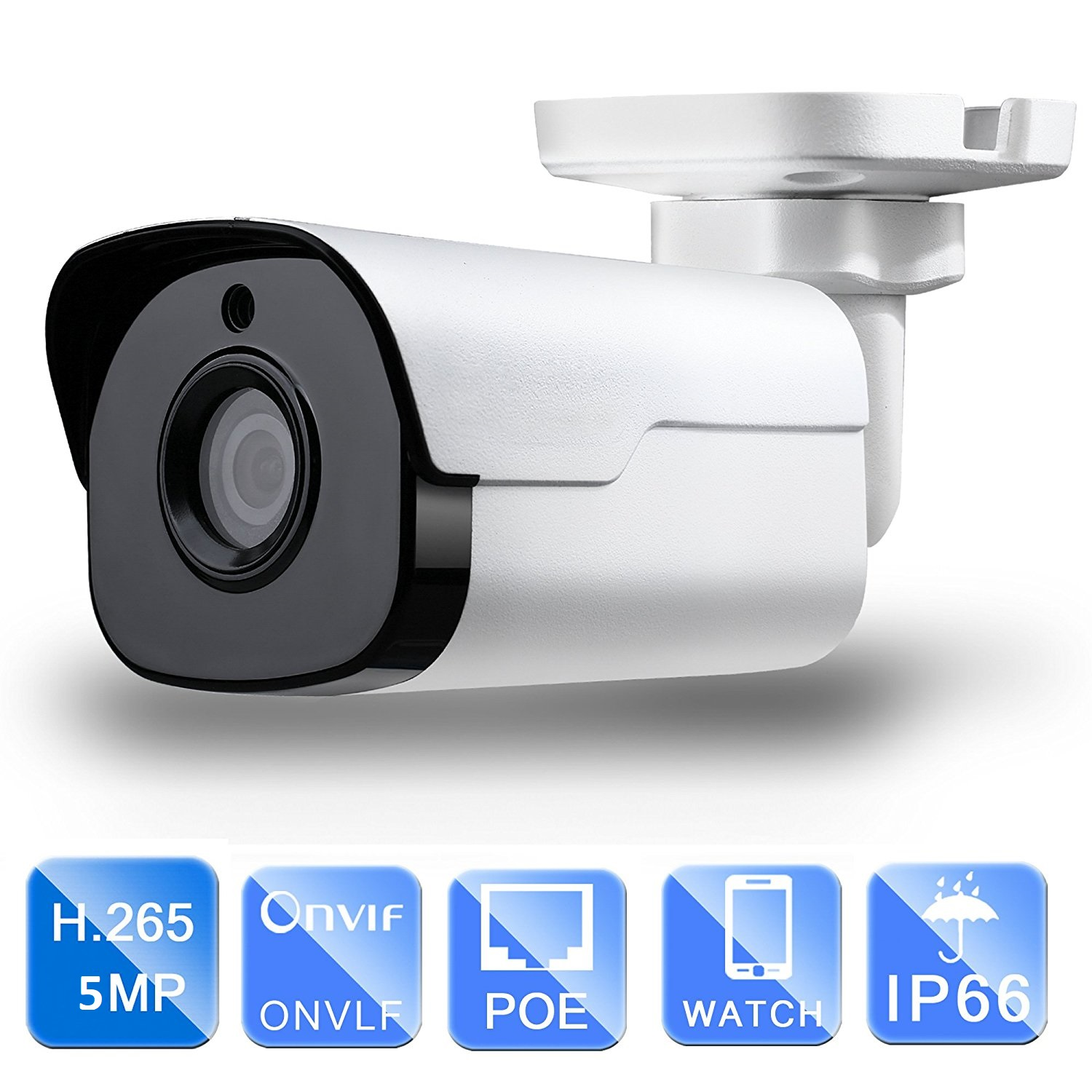 IPC2125SR3-ADUPF40 5MP WDR Starlight Mini Fixed Bullet Camera