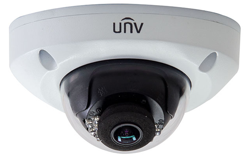 IPC314SR-DVPF28, 4MP Vandal-resistant Network IR Fixed Mini Dome