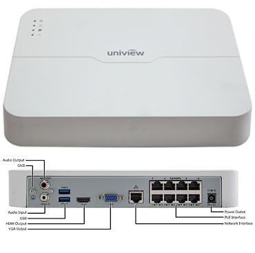 Uniview NVR : DSC Technology, Wholesale CCTV Security Video